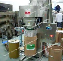 whole stainless steel food grade cocoa powder packaging machine
