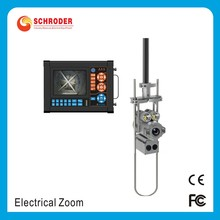 Schroder CCTV sewer survey camera pipe inspection camera with 36Xzoom