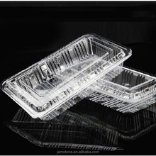 specialized blister plastic food fruit box