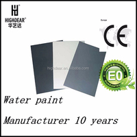 Eco and waterproof/fireproof aluminium kitchen/furniture cabinet board/accessories