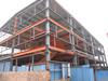 free sample WZH _ISO9001:2008 Painted Steel Beam Column