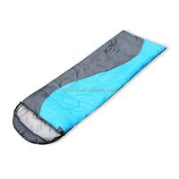 color splicing sleeping bag, color splicing sleeping sack, fashion polyester sleeping bag