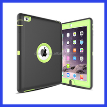 Smart leather magnetic case for ipad pro with stand function 3 in 1 cover case for ipad