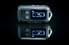 car smart Key Push engine start button PKE Passive Keyless Entry Plug and play, no damage to the original car circuit