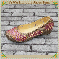 Hot Sell Slipper Woman Wedge Shoes