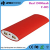 high capacity 13200mah external power pack for iphone 5