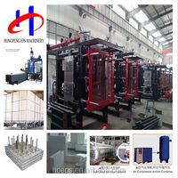 Hot Sale EPS Machine Produce ICF Blocks for Construction
