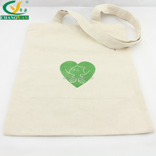 custome print canvas shopping bag blank for T-shirt packaging