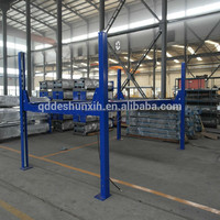 In China Low Price Sale Vehicle Lifter movable hydraulic car lift /car wash lift equipment