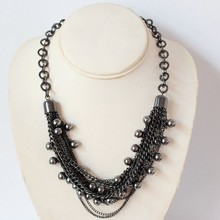 custom party necklace,enjoy your life,decoration clothes