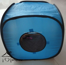 new fabric pet tent Cat Houses Kennels & Pens cage case