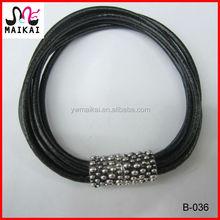 2014 new designed cheap anti-static magnetic bracelet