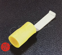 High Quality Insulated Lipped Blade Terminal