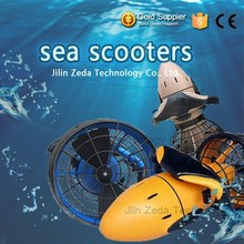 300w electric diving sea scooter
