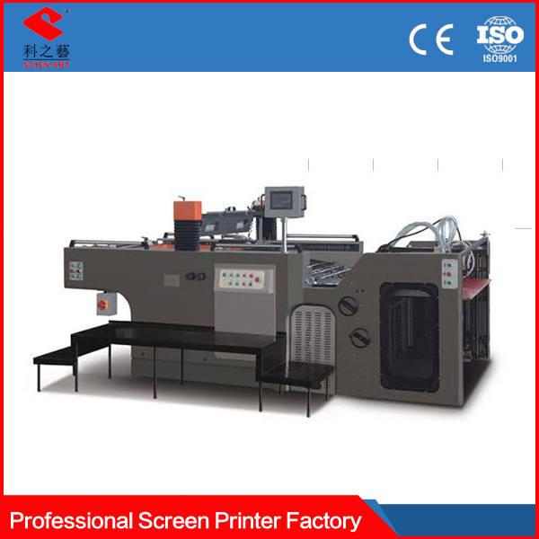 automatic silk screen printing machine 02