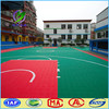 Outdoor basketball court sport flooring interlocking tiles