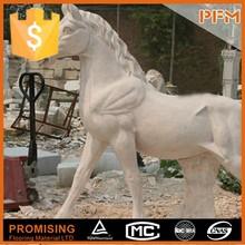 Pfm caliente venta <span class=keywords><strong>de</strong></span> talla <span class=keywords><strong>de</strong></span> piedra colección estatuas del caballo