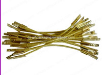 high quality elastic cord with mental barb