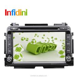 Pure Android 4.2 car dvd player radio For Honda Vezel gps+Glonass with 3g WiFi Radio+Capacitive Screen +Wifi 3G+TPMS+mirrorlink