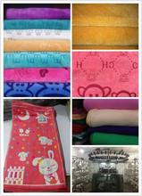 100% cotton face Towel supplier