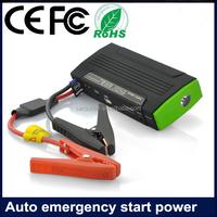 13600mah Emergency mini multifunction jump starter, pocket power battery jump start cars