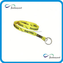 Customized promotional toy lanyard with cheap price