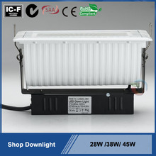 Design most popular SAA shop door head led lighting box