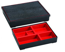 Plastic Japanese Bento box for delicious food,food lunch box,plastic container