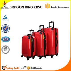 3pcs airwheels ABS PC hard trolley luggage sets