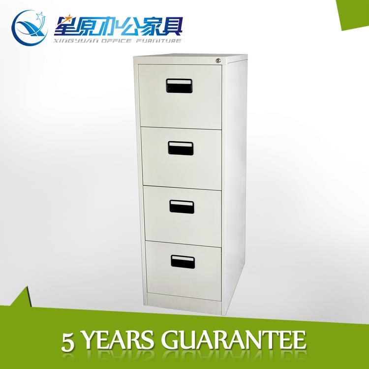 La oficina 0.6mm decoración de mimbre gabinete del cajón para el personal