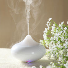 the best partner with fragrance incense / aroma diffuser GX - Pearl White