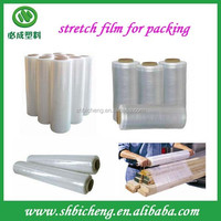 Large Capacity High Quality Blue Films/ Stretch Films for Protective