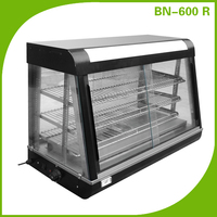 Buffet counter showcase/electric food display warmer(CE Approval)