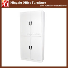 Good quality knock down vertical light grey steel file cabinet