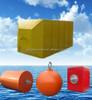 Offshore ocean surface marine EVA foam filled buoys anchor pendant buoys