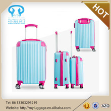 abs pc luggage polo luggage luggage casters