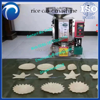 korea rice cake machine | korean rice cracker machine | rice cake making machine