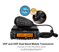 2015 Same looking as TH-9800 50W output Dual band marine radio TYT TH-7800 mobile vehicle two way radio