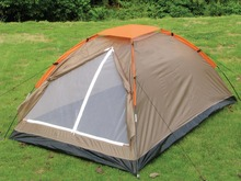 High-Quality Foldable Double Layers PE Camping Tent 6 Person,Outdoor Family Camping Tent