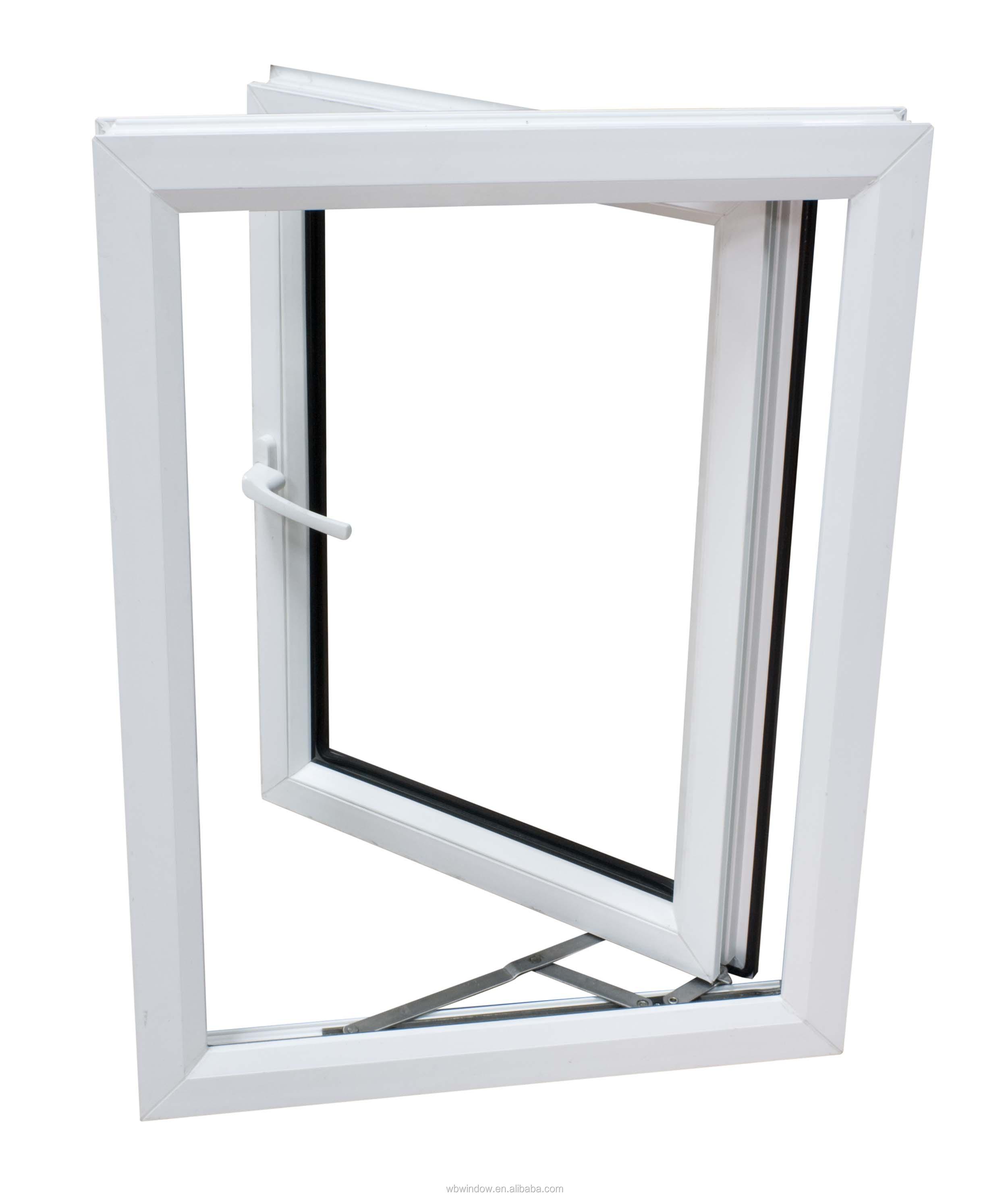 Pvc Window Product : Uv anti lg pvc casement window plastic sash