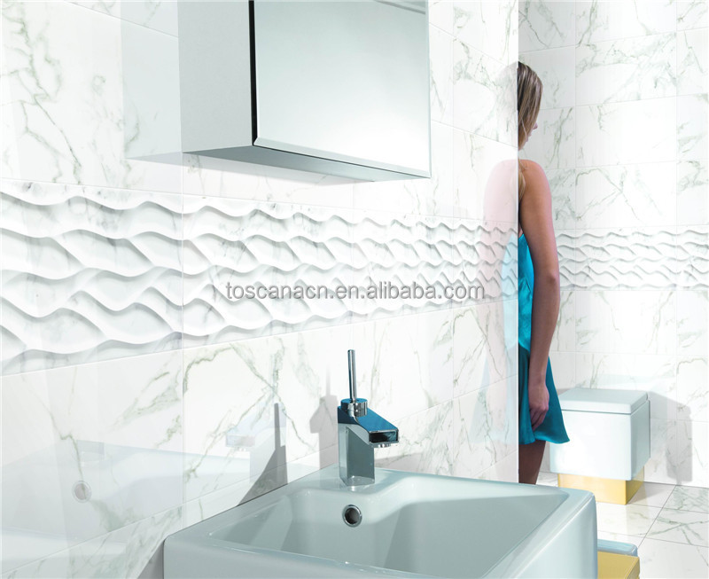 Bathroom Tile 3d Ceramic Floor Tile3d Picture Marble Bathroom