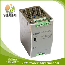 120w 12V 24V 48V Din Rail Switch power supply Manufacturer DR-120