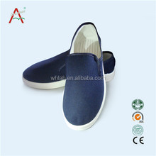 safety shoe or sliper cleanroom shoes / esd shoe / safety shoe(blue)