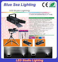 200W cool/warm white/rgbw zoom studio led lighting theater