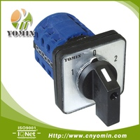 63A 1-CELL 3POS Reversing Cam Switch