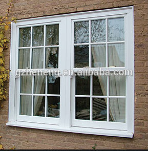 Ventanas de pvc blancas upvc ventanas corredizas de pvc for Imagenes de ventanas de aluminio modernas