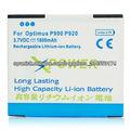 Alta capacidad de Li-ion para LG Optimus 3D P920