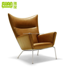 2035 popular famous french wing chair CH445
