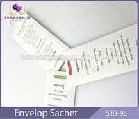 hot sale aromatic sachet air freshener car perfume decorative lavender sachets