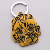 Transformers children gift Autobot the Bumblebee keychain(SWTMD1434)